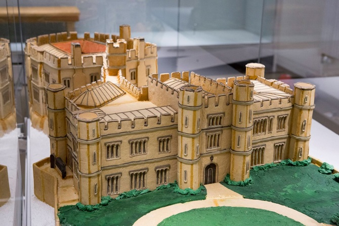 Leeds Castle Anna Page